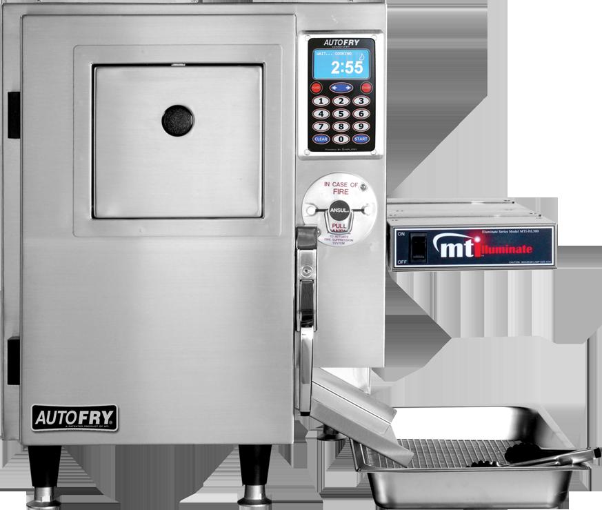 AutoFry Ventless Fryer Model MTI-10X